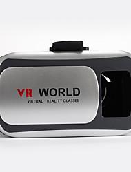 billiga -vr virtuella verkligheten 3d glasögon för mobiltelefon mobil vr headset plus