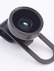Skina CP-16 160 ° occhio di pesce (angolo non scuro) nero / bianco