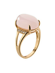 cheap -Women's Band Rings Cute Fashion 18K gold Opal Alloy Jewelry Party Daily Casual