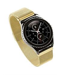 preiswerte -Uhrenarmband für Gear S2 Gear S2 Classic Samsung Galaxy Sport Band Edelstahl Handschlaufe