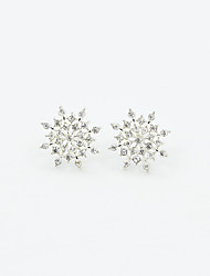 cheap -Ladies Fashion Leisure Trend Diamond Stud Earrings