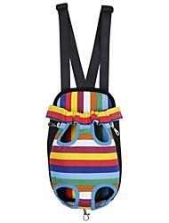 Недорогие -собака передняя грудь рюкзак мешок любимчика кота несущей пять отверстий рюкзак на открытом воздухе держатель несущей большая стропа ткань
