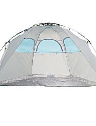 2 persone Rifugi e teloni Tenda Doppio Tenda da campeggio Una camera Tenda automatica Ben ventilato Ompermeabile Resistente ai raggi UV