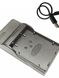 EL5 micro usb carregador de bateria da câmera móvel para Nikon Coolpix P4 p80 p90 p100 p500 p510 p520