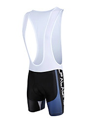 ILPALADINO Cycling Bib Shorts Men's Bike Bib Shorts Bottoms Bike Wear Quick Dry Windproof Anatomic Design Ultraviolet Resistant Insulated