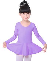 Devrions-nous des robes de ballet en train de dresser une robe de ballet en 1 pièce