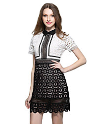 cheap -Women's Daily / Lace Dress