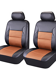 cheap -CARPASS Car Seat Covers Seat Covers PVC Common for universal