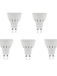 economico -GU10 GX5.3 Faretti LED MR16 80 SMD 2835 500LM lm Bianco caldo Luce fredda 2700-6500K K Decorativo AC 220-240 V