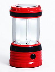 Недорогие -Светодиодные фонари Походные светильники и лампы Светодиодная лампа - излучатели 超亮LED 1 Режим освещения Водонепроницаемый Перезаряжаемый Компактный размер