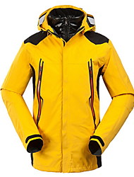 Unisex Tenere al caldo Traspirante Set di vestiti Chinlon Abbigliamento da neve Classico Abbigliamento invernale Attività ricreative Sci