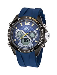 cheap -Men's Sport Watch Digital Watch Japanese Digital Japanese Quartz Calendar / date / day Water Resistant / Water Proof LCD Compass Dual