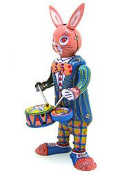 Недорогие -LT.Squishies Игрушка с заводом Оригинальные Rabbit / Музыкальные инструменты Металл 1 pcs Куски Подарок