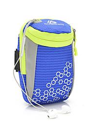 Fascia da braccio Bag Cell Phone per Ciclismo/Bicicletta Corsa Borse per sport Multifunzione Telefono/Iphone Marsupio da corsa Iphone