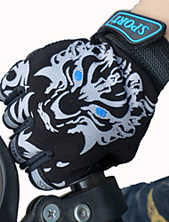 cheap -Ski Gloves Bike Gloves / Cycling Gloves Children's Fingerless Gloves Anti-skidding Canvas Cycling / Bike Summer