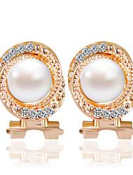 economico -orecchini in lega orecchini / matrimonio 1 coppia stile elegante
