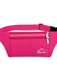 Недорогие -Поясные сумки Сотовый телефон сумка Пояс Чехол для Восхождение Велосипедный спорт/Велоспорт Бег Спортивные сумки Телефон/Iphone Защита от