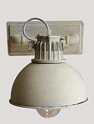 Brand New Nostalgic Vintage Iron Loft Aisle Wall Lamp For Balcony North Europe wrought iron wall sconce E26/E27 lights