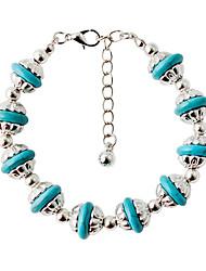 cheap -Women's Strand Bracelet - Fashion Circle Green Bracelet For Wedding