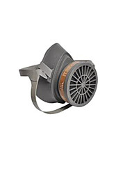 máscara de filtro de carvão ativado de gás (nível de proteção: anti virus)