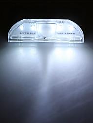 1pc LED del sensore di originalità comodino luce della lampada di notte