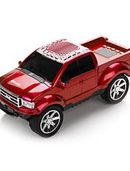 A car model pickup truck Bluetooth Speaker Portable Speaker Bluetooth Handsfree Radio Speaker