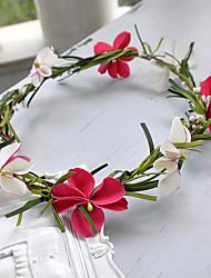Недорогие -смола цветы головной убор свадебная вечеринка элегантный классический женский стиль