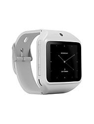 Smart Watch Mode Mains-Libres Contrôle des Messages Contrôle de l'Appareil Photo Bluetooth 2.0 Carte SIM