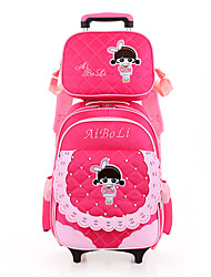 Kids Bags Fall Nylon Backpack for Casual Sports Outdoor Professioanl Use Fuchsia Blushing Pink