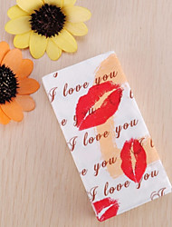 100% virgin pulp 50pcs Red Lips Wedding Napkins Wedding Reception