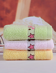 cheap -Fresh Style Wash Cloth, Embroidery Superior Quality 100% Cotton Knitted Towel