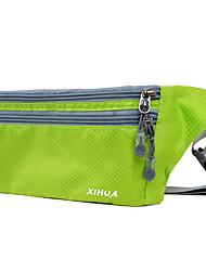 Waist Bag/Waistpack Belt Pouch/Belt Bag for Cycling/Bike Running Traveling Sports Bag Multifunctional Ultra-thin Close Body Anti-theft