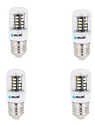 3W E14 G9 GU10 B22 E26/E27 LED Corn Lights B 30 SMD 5733 250-300 lm Warm White Cold White K Decorative AC 220-240 V