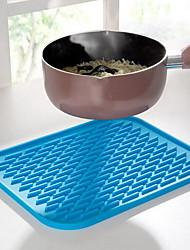 1Pc European Anti Hot Waterproof Insulation Pad Kitchen Supplies