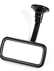 aspiration noire pare-brise tasse courbe vue arrière de voiture miroir tache aveugle parking rétroviseur