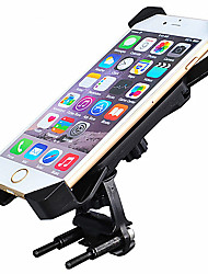 cheap -Bike Phone Mount Adjustable, Convenient Recreational Cycling / Road Bike / Mountain Bike / MTB Nylon Black - 1pcs