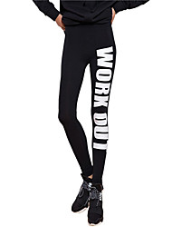 cheap -Women's Running Tights Running Baselayer Gym Leggings Dust Proof Antistatic Breathable Low-friction Held-In Sensation Comfortable