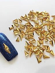cheap -100 pcs Nail Jewelry Metallic / Classic Daily Nail Art Design