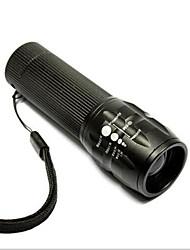 Torcia da pesca LED - Ciclismo Messa a fuoco regolabile Facile da portare AAA 50 Lumens Batteria Ciclismo