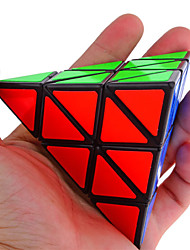 cheap -Rubik's Cube Pyramid Smooth Speed Cube Magic Cube Puzzle Cube Professional Level Speed ABS New Year Children's Day Gift