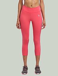 povoljno -Yoga hlače Hlače Prozračnost Rugalmas Prirodno Rastezljivo Sportska odjeća Uniseks Yoga