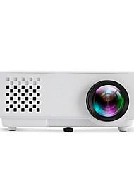 LCD WVGA (800x480) Proiettore,LED 400Lumens Mini Proiettore