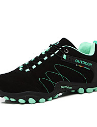 Недорогие -Черный Синий Фиолетовый Серый-Мужской-Для занятий спортом-Полиуретан-На плоской подошве-Удобная обувь-Кеды