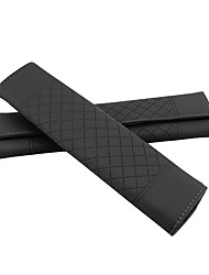 cheap -Seat Belt Cover seat belt PU Leather For universal
