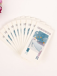 100% virgin pulp 50pcs Euro Wedding Napkins Wedding Reception