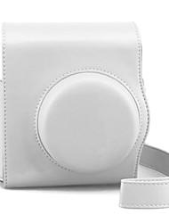 dengpin® pu copertura della cassa del sacchetto di cuoio della macchina fotografica per Fujifilm Mini8 (colori assortiti)