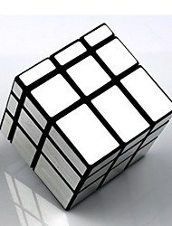 cheap -Rubik's Cube Shengshou Mirror Cube 3*3*3 Smooth Speed Cube Magic Cube Puzzle Cube Professional Level Speed Gift Classic & Timeless Girls'