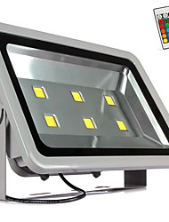 cheap -LED Floodlight Waterproof / Decorative RGB 85-265 V Outdoor Lighting