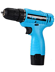 Power Lithium Battery Cordless Drill(Plug-in AC - 220V; Drilling Diameter 10 mm)