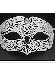 Diamond Design Laser Cut Venetian Masquerade Mask3007A1